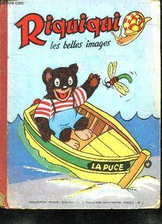 Riquiqui album n° 2. du n° 7 au n° 11. bellet maurice directrice.: CHEZ L AUTEUR.. 1952.