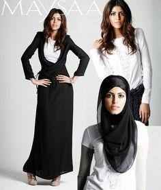 Muslim Fashion Girl