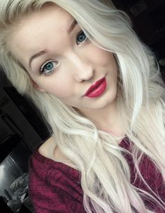 Makeup/septum/hair