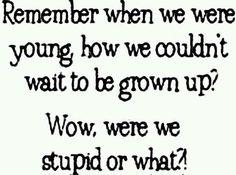 yep... stupid