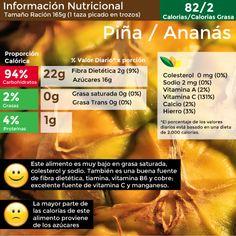 Piña / Ananás