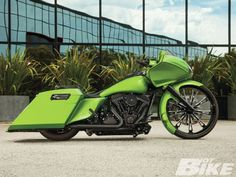 2011 Harley Street Glide Converted to a Road Glide