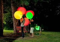 led ballons - Bing Images