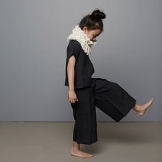 Minimal silhouettes, natural materials, ethical production