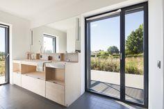 Modern home located at 70300 Saint-Sauveur, France.