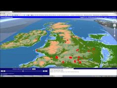 810 Radiocarbon Dates of the British Upper Paleolithic/Mesolithic - YouTube
