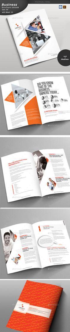 Multipurpose Brochure Design Template Vector EPS, AI. Download here: http://graphicriver.net/item/multipurpose-brochure-design-/15470843?ref=ksioks