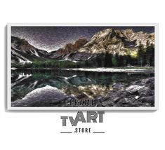 Frame TV Art 4k Mountain Lake Mirror Instant Digital Download Samsung Frame Tv Art 4K Painting Artwork #samsungframetvart #samsungframetv #frametvart #theframetv #samsungtv #artframetv #frametv #samsungtvframe #samsungarttv #tvframeart #samsungtvart #framearttv