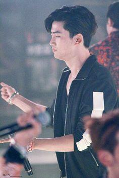 140910 2PM 'GO CRAZY' Pre Party - Taecyeon