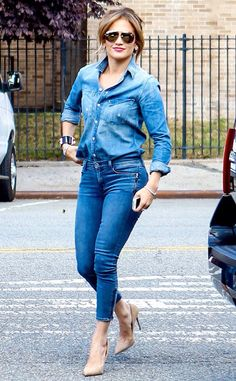 JLo is on point