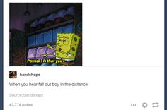 This perfect reenactment of you every time your ears hear a magical tune. | 24 Tumblr Posts Only Pop-Punk Fans Will Laugh At