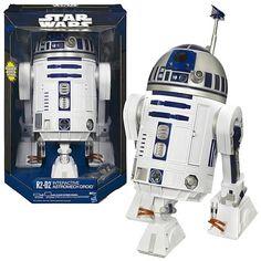 R2-D2 Interactive Astromech Droid Robot | Kids Cool Toys UK