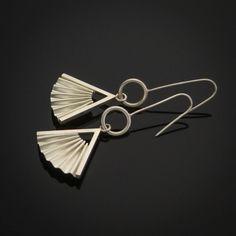 Palmas- Sterling Silver Earrings