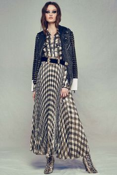 Alice + Olivia Fall 2018 Ready-to-Wear Fashion Show Collection: See the complete Alice + Olivia Fall 2018 Ready-to-Wear collection. Look 21 Autumn Fashion 2018, Fall Fashion Trends, Runway Fashion, Fashion Outfits, Fashion Women, Alice Olivia, Fashion Show Collection, Look Chic, Trending Outfits