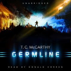 #Thriller: GERMLINE = a secret #military program to develop genetically engineered supersoldiers by TC McCarthy.