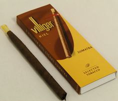 Villiger Kiel Cigarillo 2nd October, The Selection, Kiel
