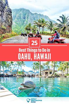 Oahu Vacation, Vacation Spots, Vacation Ideas, Family Vacation Destinations, Travel Destinations, Visit Hawaii, Oahu Hawaii, Maui, Oahu Things To Do