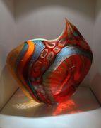 Reti. Glass Sculpture, Massimiliano Schiavon