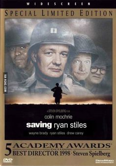 I would watch this movie every day! I have zero doubts that it would win 5 Academy Awards [Whose Line Is It Anyway]