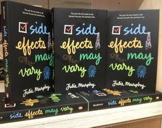 Australian editions of Side Effects May Vary!