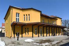 1-es számú postahivata, Kisvárda