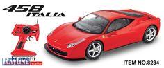 RC Auto 8234 MJX Ferrari 458 Italia