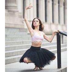 :sunglasses: Melanie Hamrick, of American Ballet Theatre for // PC: Melanie Hamrick, American Ballet Theatre, Pole Dancing, Ballerina, Ballet Skirt, 21st, Instagram Posts, Skirts, Dance
