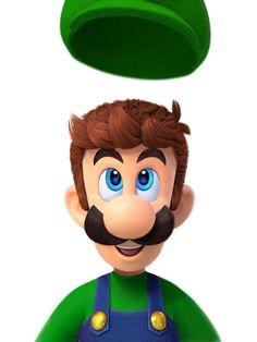 Luigi, Super Mario