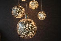 gang   Marokkaanse lampen van Lil. Door ellenina