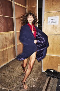 79cbd4f749c Sonny Vandevelde - Anna Quan Resort 19 Fashion Show Sydney Backstage