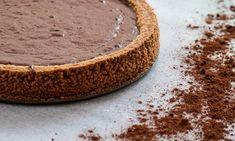 Λαχταριστή και εύκολη τάρτα σοκολάτας - Ήδη μας τρέχουν τα σάλια! Tiramisu, Pie, Cooking Recipes, Ethnic Recipes, Desserts, Food, Pastries, Gastronomia, Pies