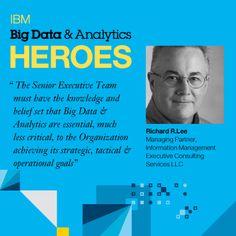 #BigData and #analytics hero