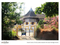 Goan heritage home. On: artishaa.wordpress.com