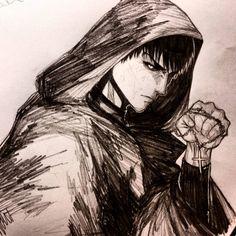 Amon Kotaro - Tokyo Ghoul