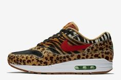 atmos x Nike Air Max 1 Animal Pack for Air Max Day 2018