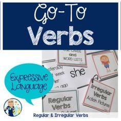 SLP Go-To Verbs