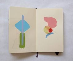 It's Nice That | Introducing…Mia Christopher's perfect sketchbooks, nail polish and lots of glitter