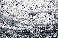 Regency Personalities Series - Philharmonic Society of London,  6 February 1813-, via The Things That Catch My Eye.
