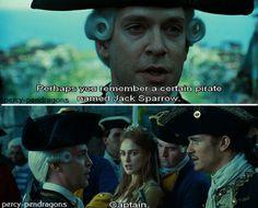 Pirates of the Caribbean: Dead Man's Chest - CAPTAIN Jack Sparrow ;)