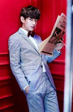 "Bangtan [BTS] ""쩔어 Sick"" teaser images [Album: The Mood Of Love pt. 1] V [Taehyung]"