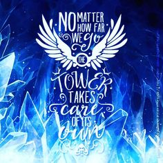Tower quote art by Missphi