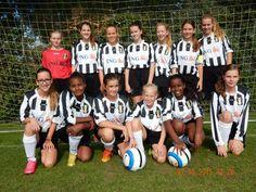 Meisjes FC Medemblik c2 uitgeschakeld in beker na nemen strafschoppen