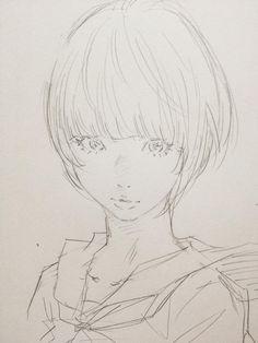 ラフをサラサラッ by Eisakusaku