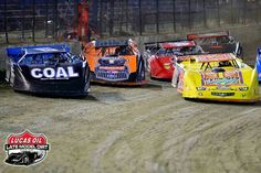 World of Outlaws, Late Models, love the dirt!