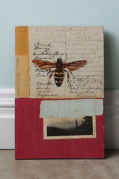 "Bee By Tom Judd 18"" x 12"" $1500"