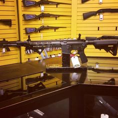 Fully decked out BCM Jack AR in sniper grey coating, inforce light, magpul foregrip. This thing is sweet looking and even more so accurate. Come on by and check it out @lotusguns_louisville #lotus #guns #2A #pewpewlife #doyouevenpew #freedom