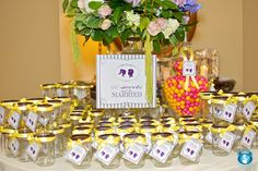 Wedding Shower Sweet Shoppe...party favors