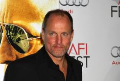 Woody Harrelson Proudly Dons Vegan Boots in 'Hunger Games'