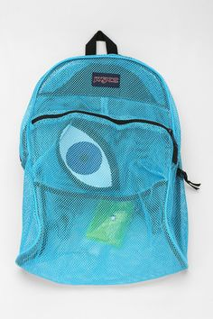 Jansport Mesh Backpack