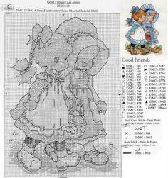 Mis sueños para bordar contigo: Sarah Kay - 2 Sarah Kay charts + more
